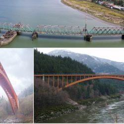 Rehabilitation of Westham Island Bridge and Alexandra Bridge